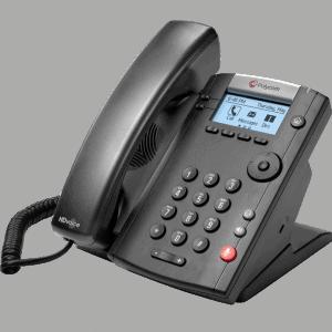Polycom VVX 201 Business Media VoIP Phone