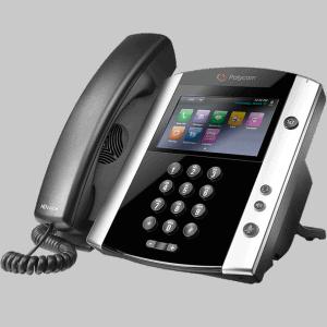Polycom VVX 600 Series Business Media Phone