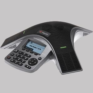 Polycom SoundStation IP 5000 Conference VoIP Phone