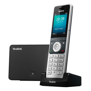 Yealink W60P Cordless DECT VoIP Phone